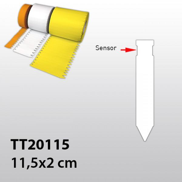 Stecketiketten für Thermotransferdrucker TT20115 GAP EXTERN
