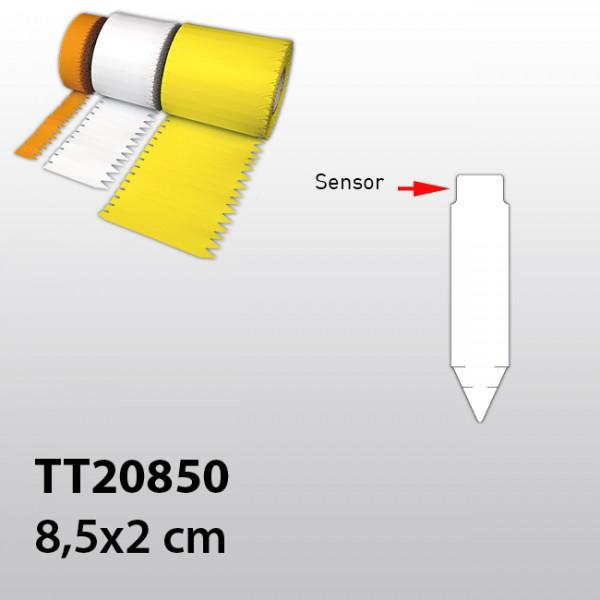 Stecketiketten für Thermotransferdrucker TT20850