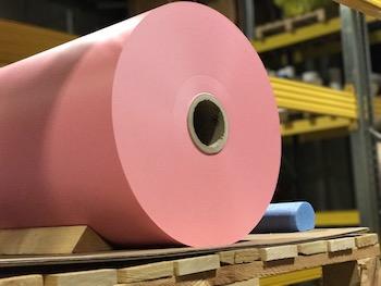 Etikettenmaterial-PVC