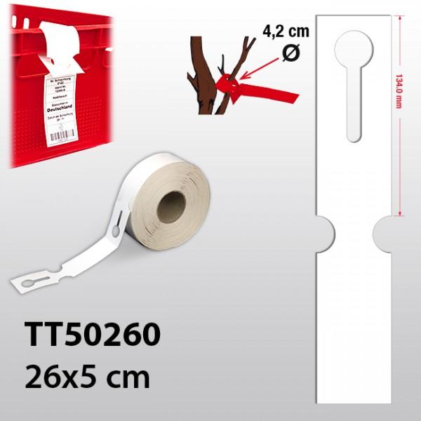 Kastenanhänger für Euroboxen (E2-Kisten) TT50260 HDPE 150