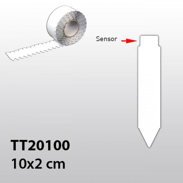 Stecketiketten für Thermotransferdrucker TT20100