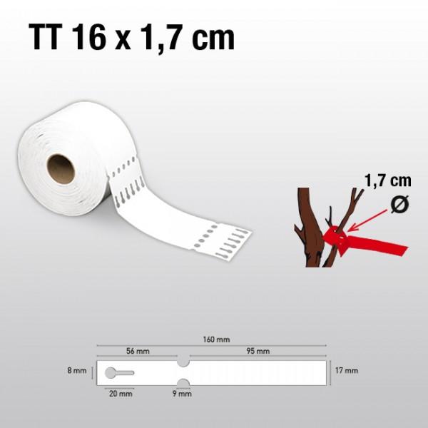 Etichette con asola trasferimento termico