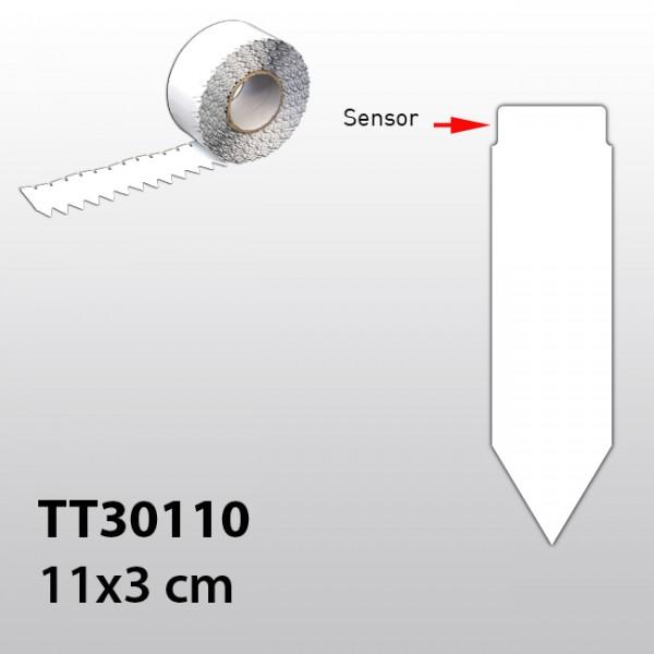 Stecketiketten für Thermotransferdrucker TT30110