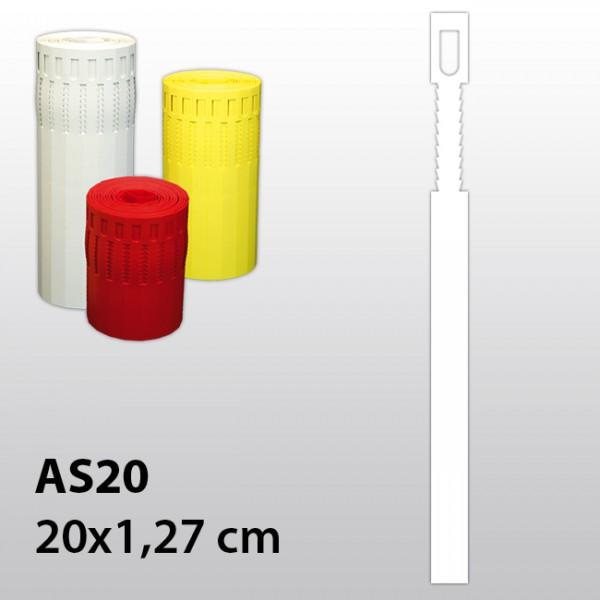 Multicran-Schlaufenetiketten AS20