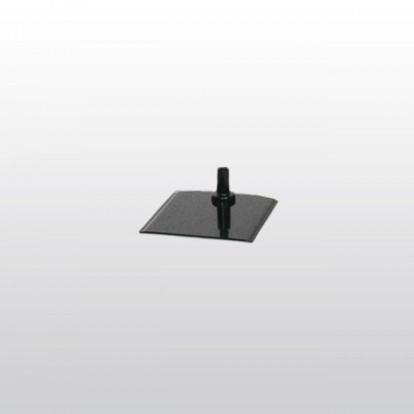 Metall-Fußplatte