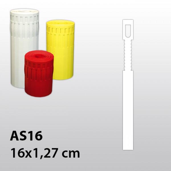 Multicran-Schlaufenetiketten AS16