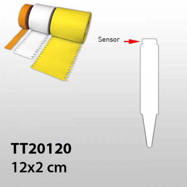 Stecketiketten für Thermotransferdrucker TT20120